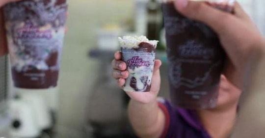 Mil copos de acaí serão distribuídos pela Top Frozen em inauguração de loja