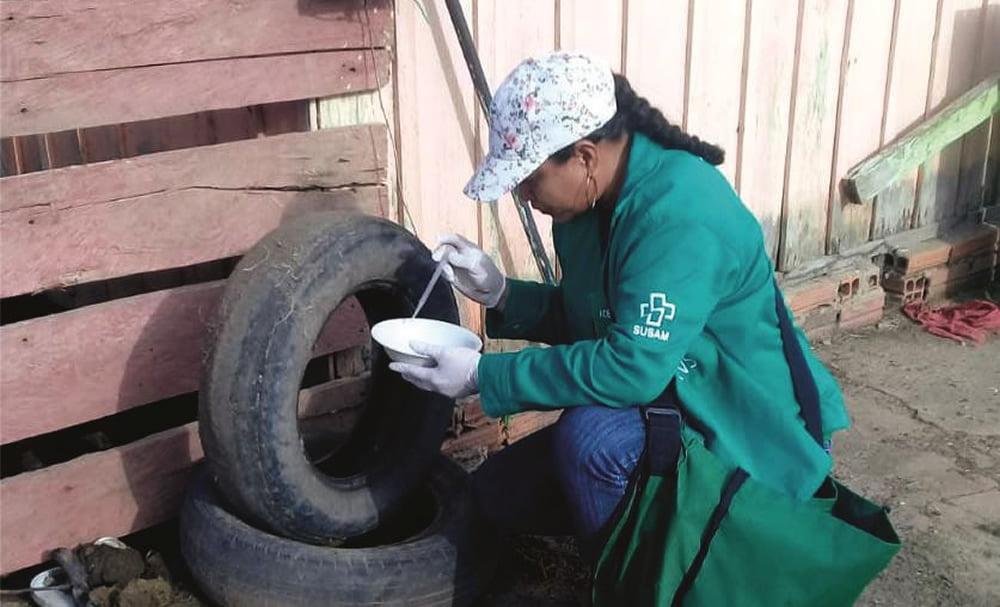 Governo do Amazonas prepara campanha de combate à dengue e a doenças transmitidas peloAedes aegypti