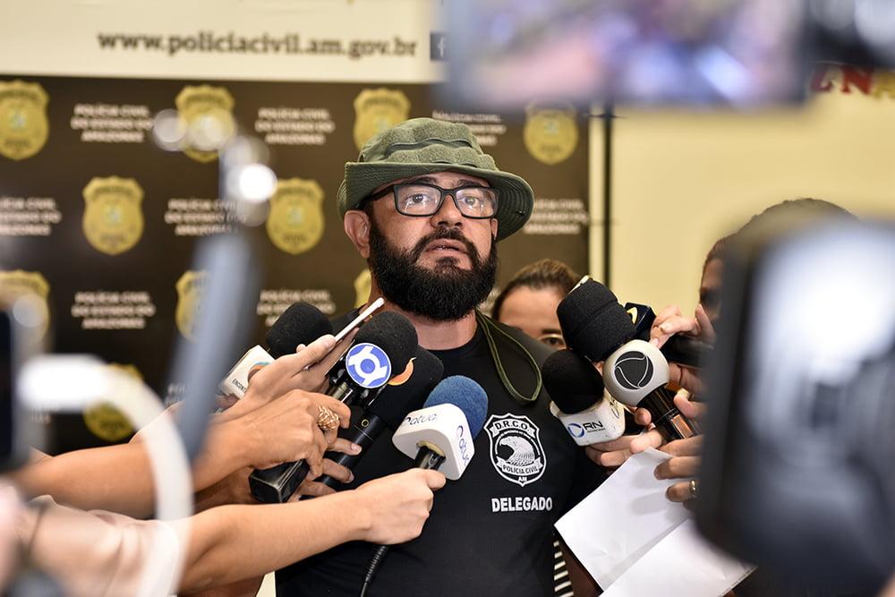 DRCO prende homem com 20 quilos de skunk na Compensa