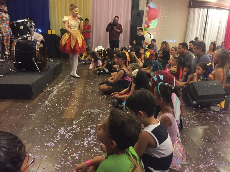 Baile Infantil do Tropical terá novo endereço