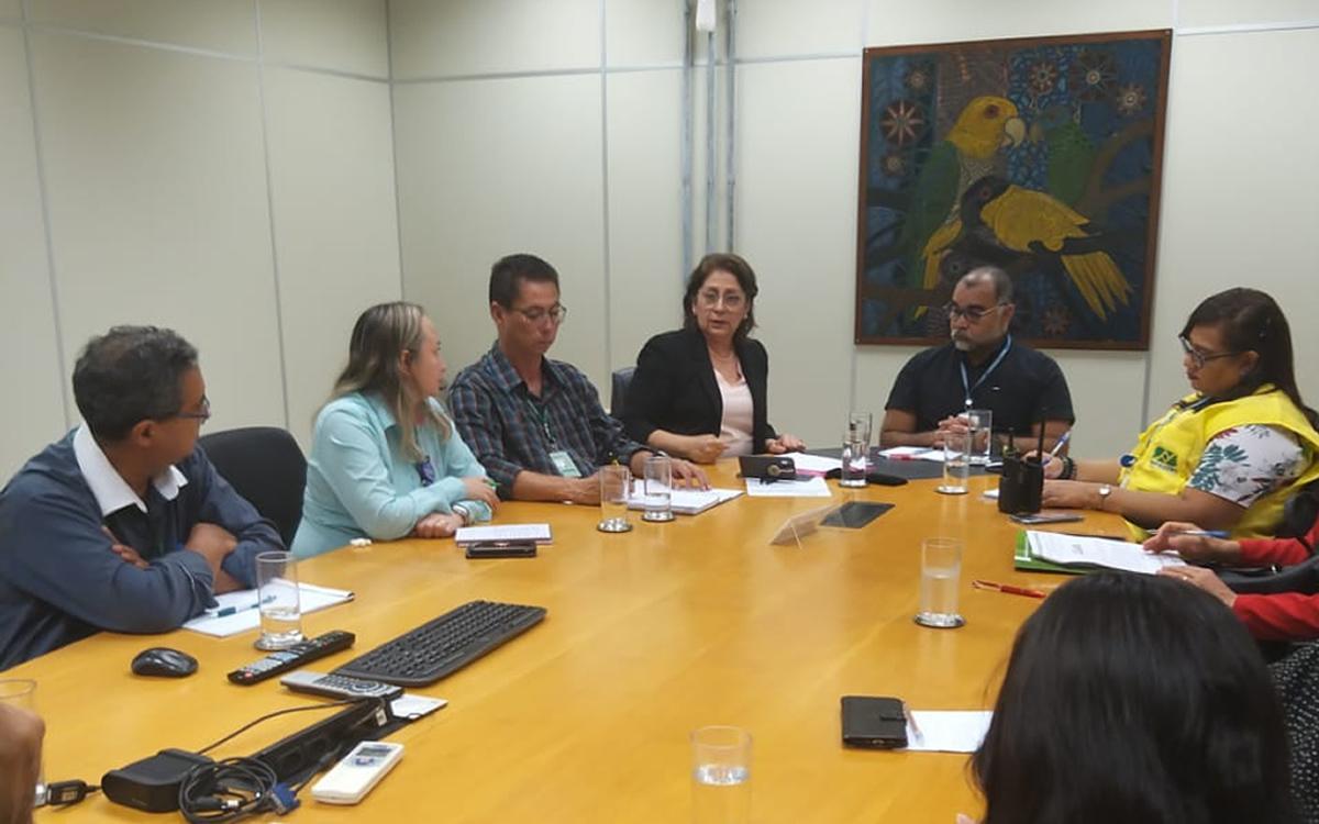 Governo do Amazonas instala Comitê Estadual de Resposta Rápida para Vírus Respiratório