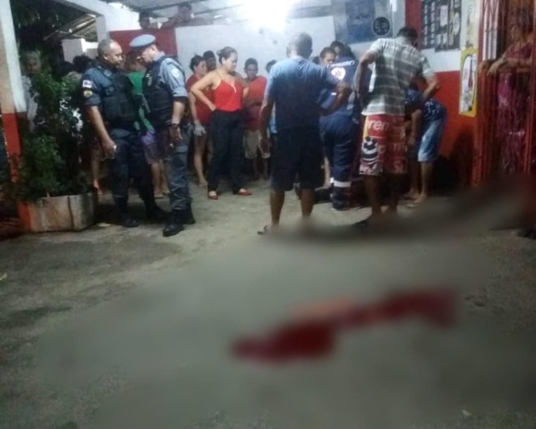 Cinco pessoas ficam feridas entre conflito de facções na zona Sul de Manaus