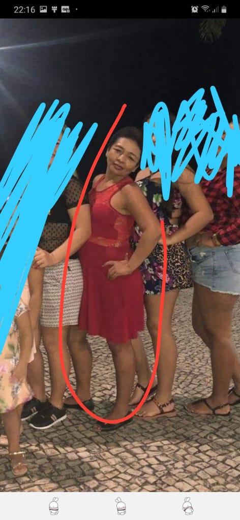 Jovem revela que pernas encontradas em beco de Manaus podem ser da mãe dela
