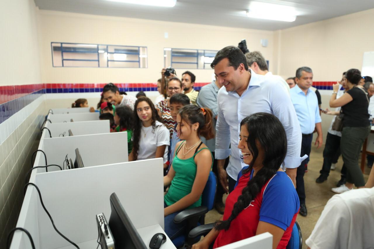 Governo do Estado vai investir R$ 2,9 bilhões na Educação, em 2020