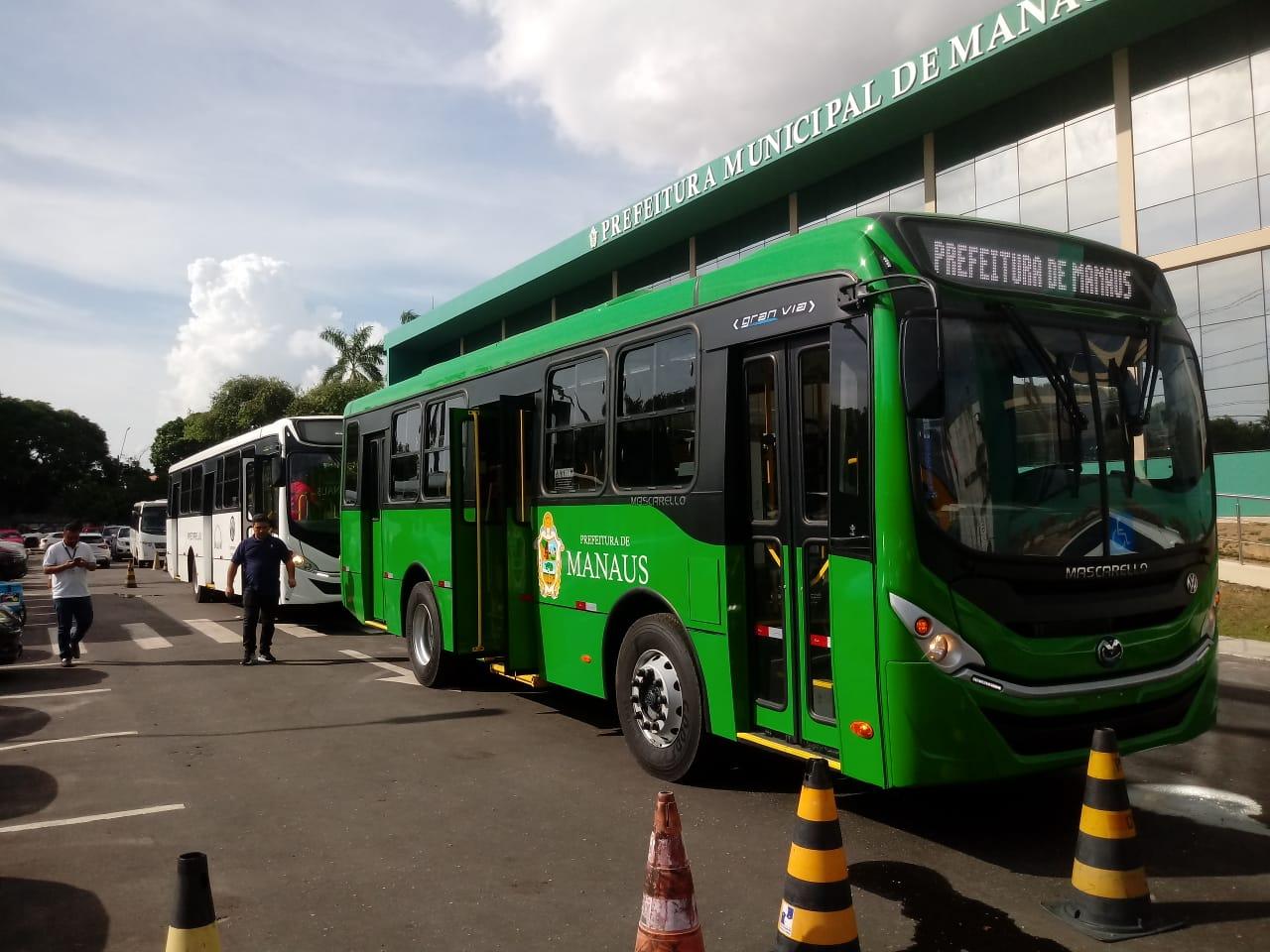 Prefeito apresenta relatório final da intervenção do transporte coletivo