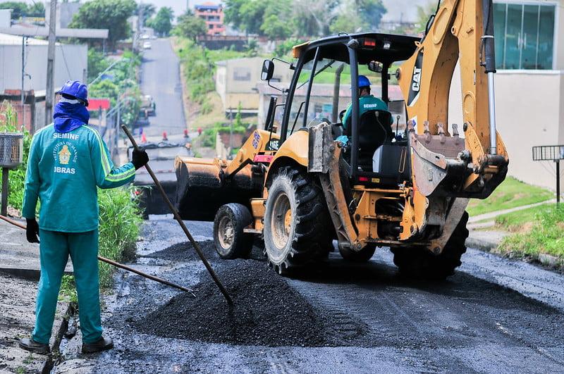 'Requalifica' recupera grandes corredores do bairro Cidade Nova
