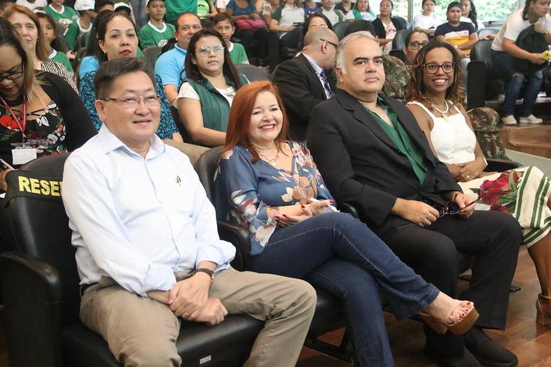 Prefeitura lança projeto 'Protetores do Amanhã' com aula inaugural do curso de Agente Ambiental Mirim