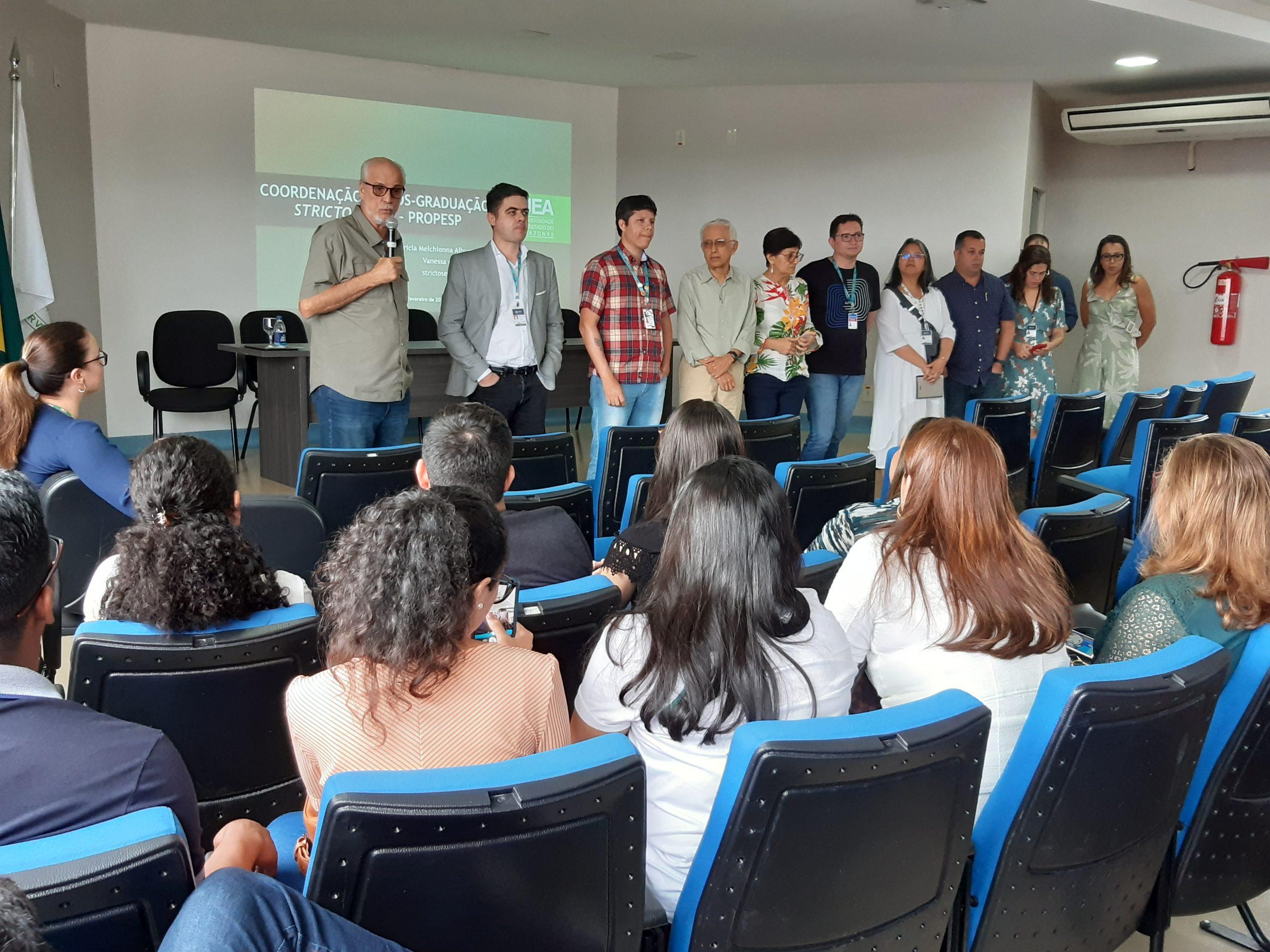 Programa de Pós-Graduação em doenças tropicais e infecciosas da FMT realiza Aula Magna