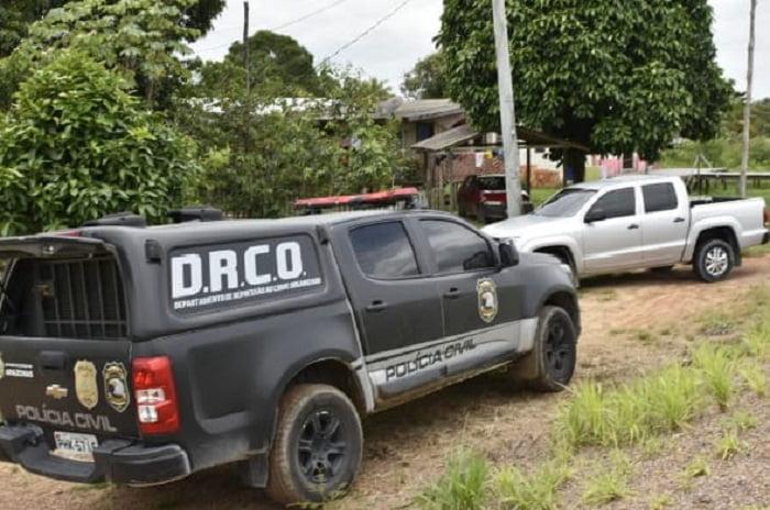 Governador Wilson Lima inaugura nova sede do Departamento de Repressão ao Crime Organizado (DRCO)
