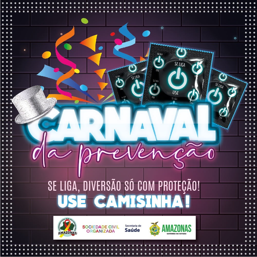 Susam foca nos jovens para  prevenção às DSTs durante o Carnaval