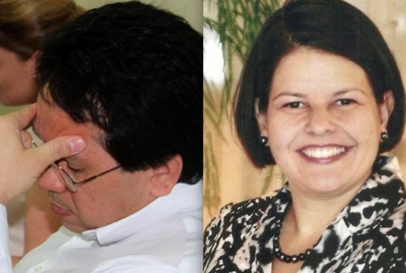 O réu Milton César vai à juri nesta quarta-feira(05) acusado de matar a perita da Polícia Civil e ex-esposa