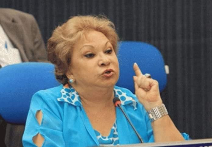 NOTA DE PESAR- David Almeida lamemta morte de ex-vereadora Marise