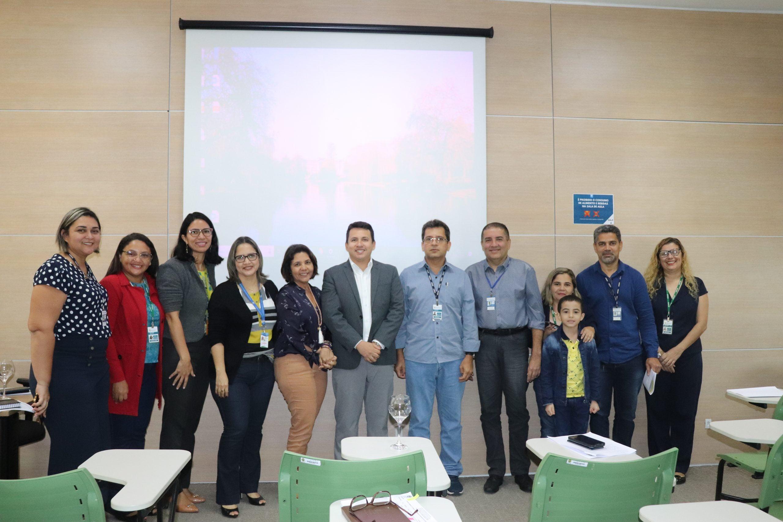 """Ouvidoria do TCE e Semed fazem planejamento do projeto """"Ouvidoria na Escola"""""""