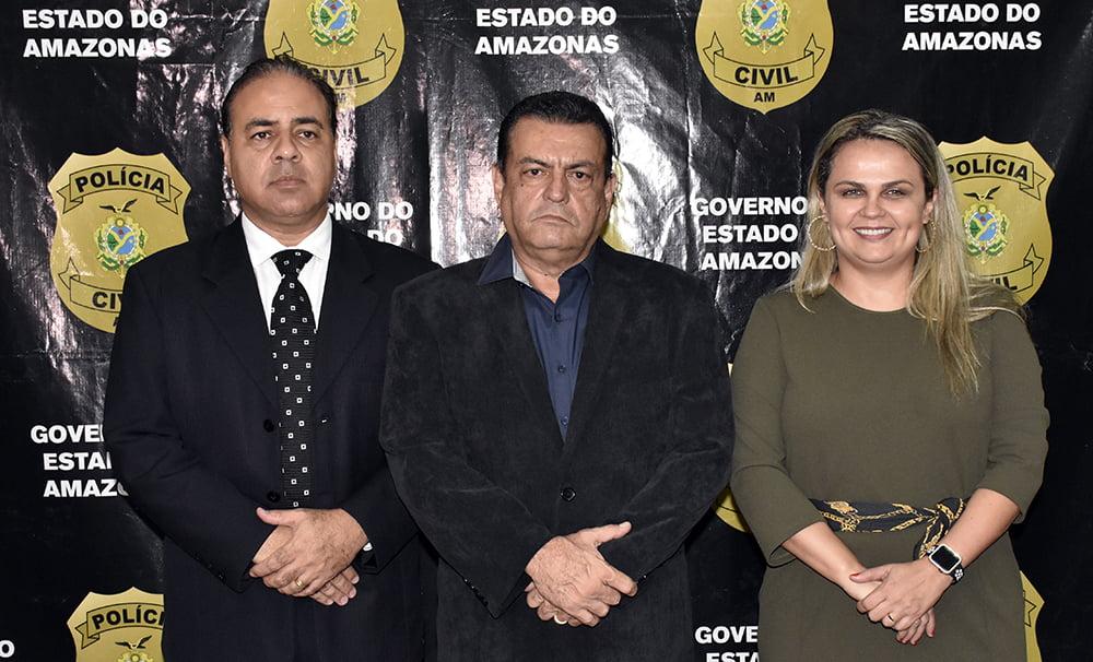 Emília Ferraz assume o cargo de delegada-geral da Polícia Civil do Amazonas
