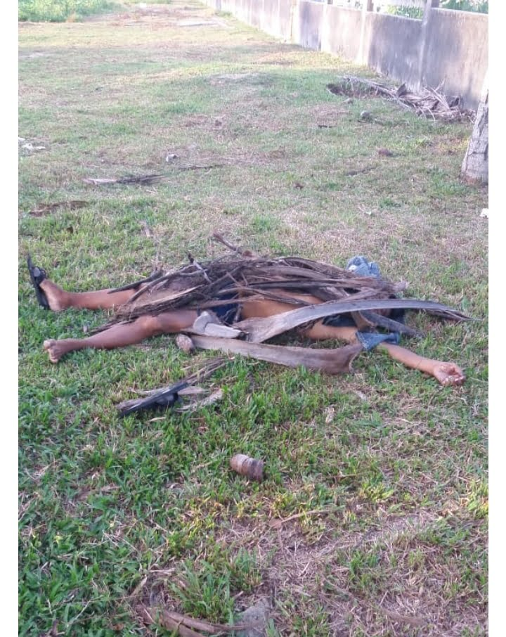 Corpo de homem não identificado é encontrado em Manaus