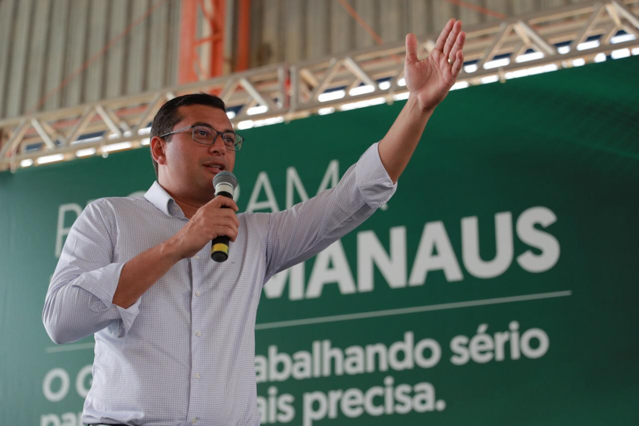 Governo do Estado leva programa 'Muda Manaus' ao Jorge Teixeira, na zona leste