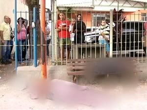 LATROCÍNIO – Idoso é  roubado e morto em ponto de ônibus