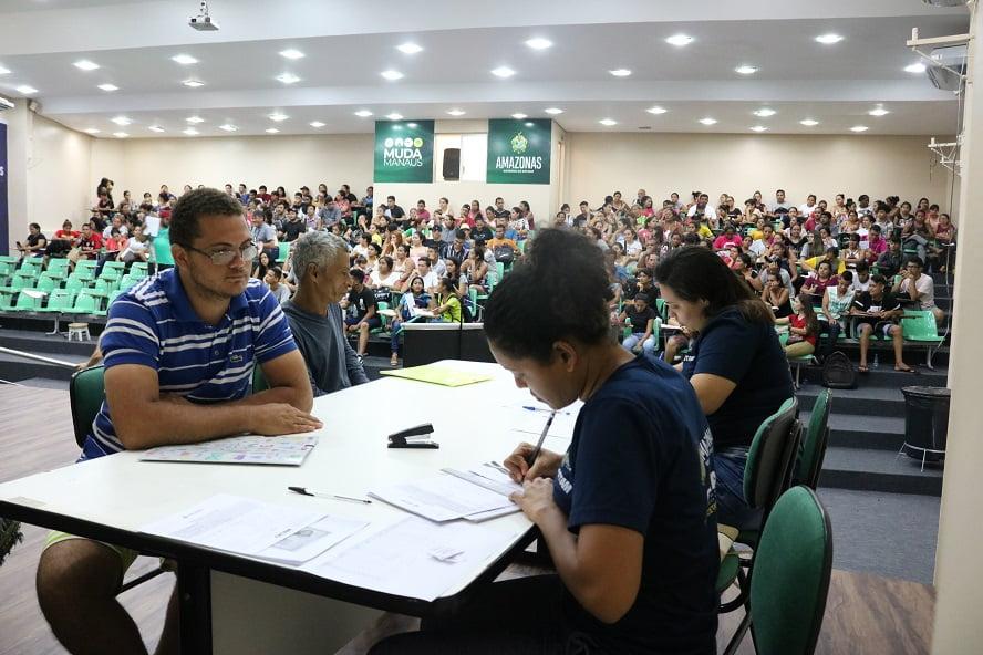 Governo do Amazonas disponibiliza cursos de qualificação do Cetam no programa 'Muda Manaus'