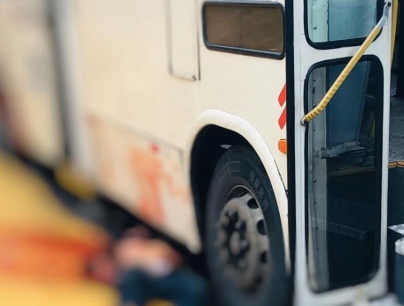 Homem é linchado durante assalto a um transporte coletivo