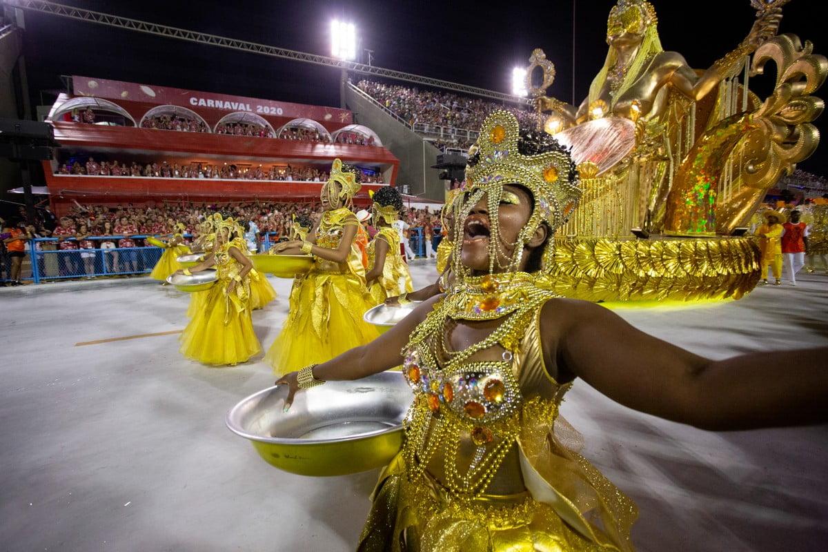 Viradouro é a grandecampeã do carnaval do carioca em 2020