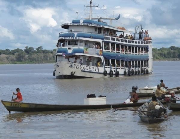 NOTA À IMPRENSA – Paralisação do transporte hidroviário de passageiros no AM é suspensa por decisão federal