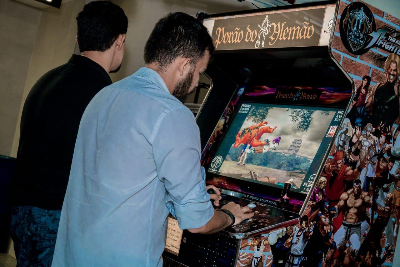 Grande Final do Primeiro Torneio Porônico de The King of Fighters 2020