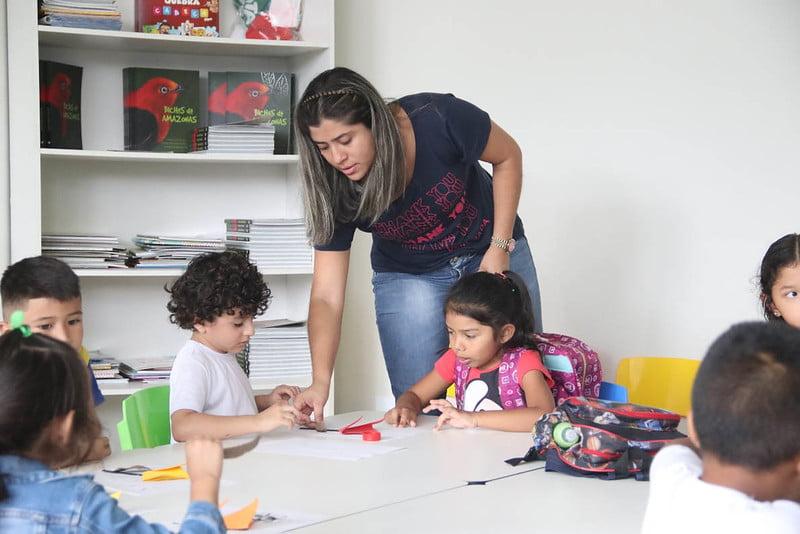 Prefeitura trabalha educação do século 21 de forma transformadora e integral no primeiro Cime