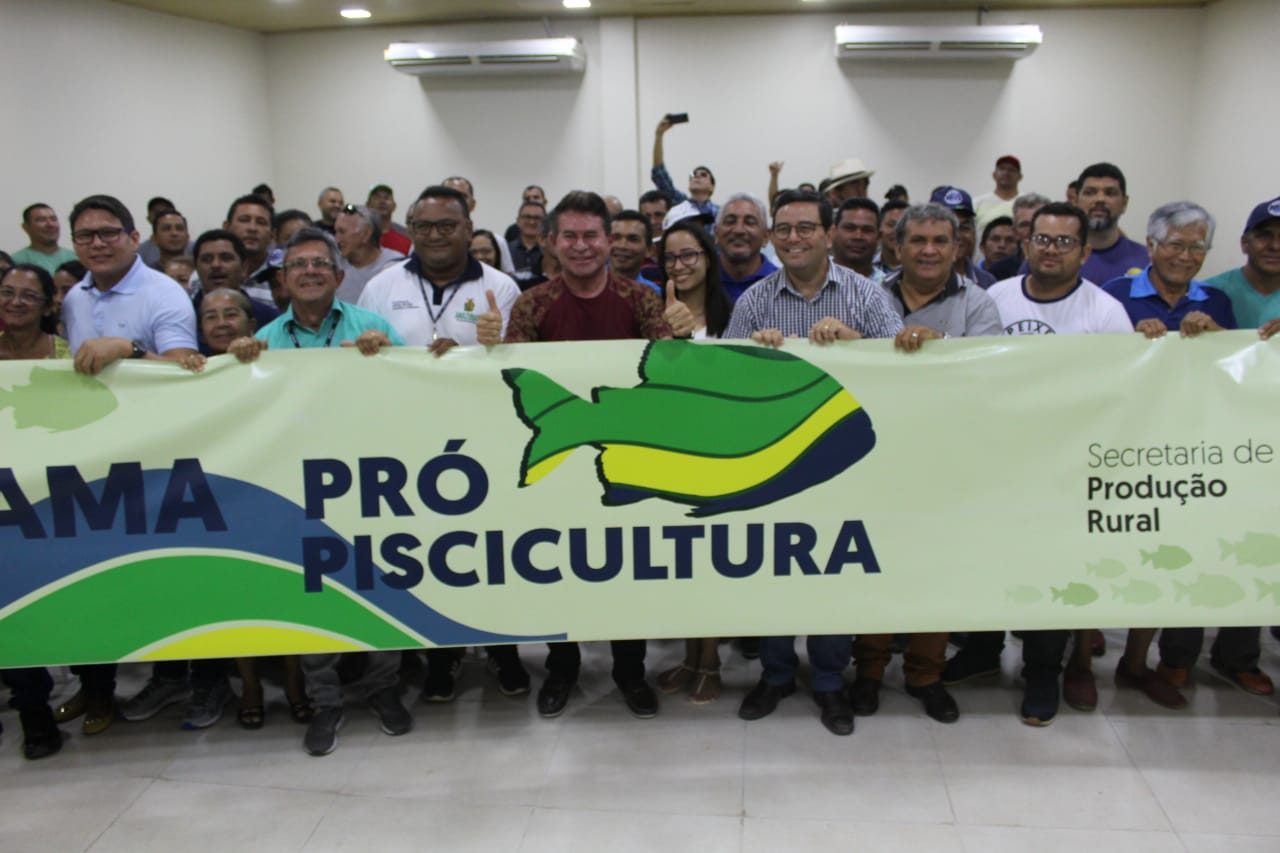 Governo do Amazonas libera mais 15 toneladas de ração para piscicultores em Manacapuru