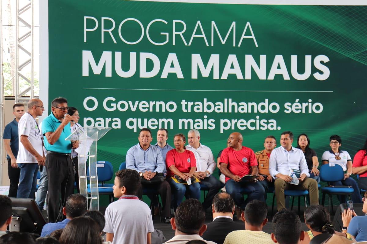 Ações do Detran-AM alcançam aproximadamente 900 pessoas na terceira edição do 'Muda Manaus'