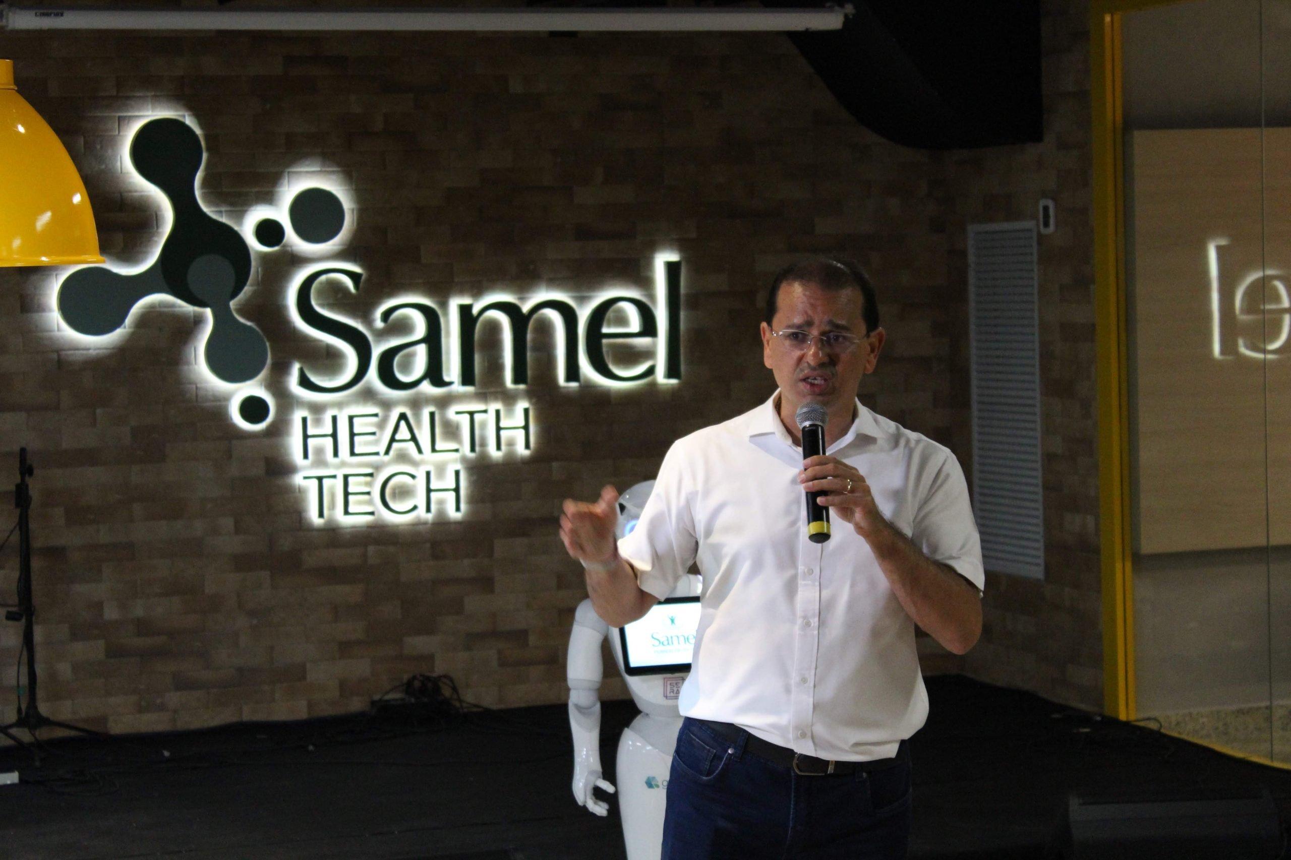 Health Tech – Centro de Inovação e Tecnologia da Samel abre as portas para funcionar como aceleradora de negócios e fábrica de startups