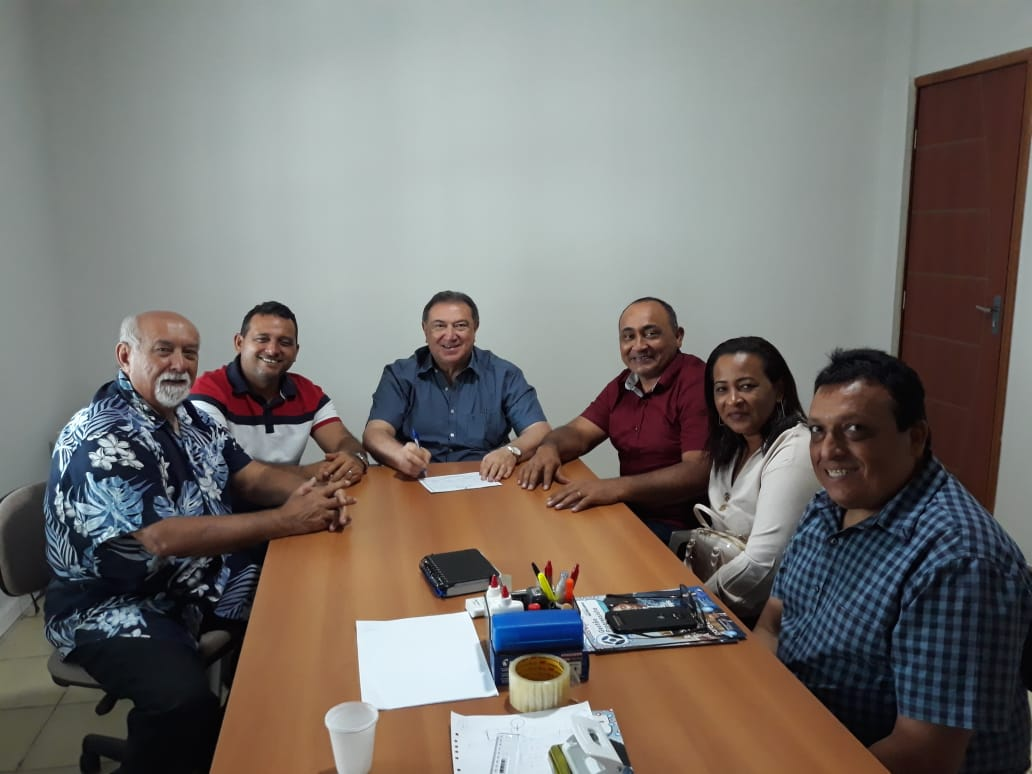PP se une ao PRB e confirma Tonico Queiroz e Zilmar Alves na luta pela Prefeitura de Caapiranga