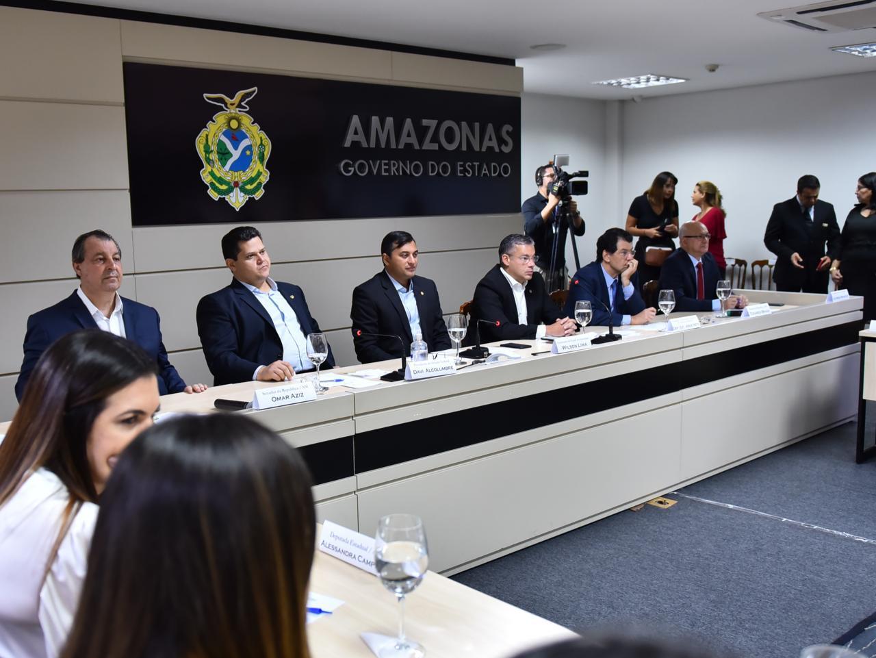 Qualquer mudança nas vantagens comparativas da Zona Franca de Manaus prejudica a economia do Amazonas, afirma Josué
