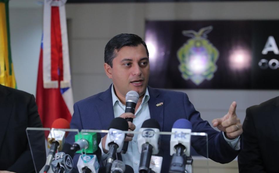 Governador Wilson Lima determina novas medidas de prevenção ao Covid-19