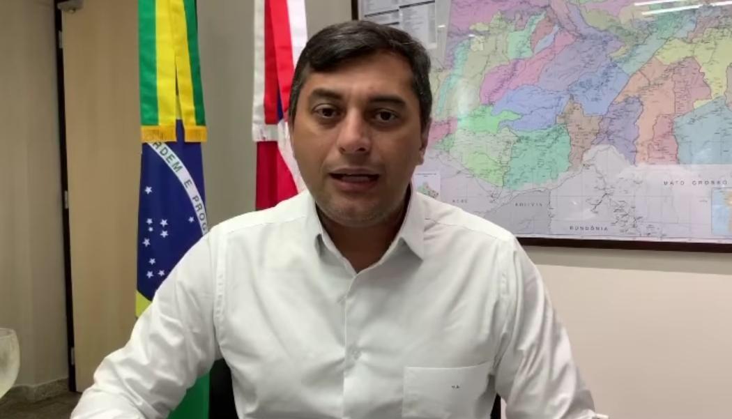 Governador Wilson Lima determina suspensão do desembarque de passageiros de cruzeiro