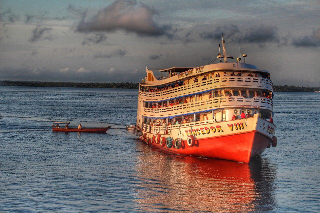 A pedido da Defensoria, Justiça Federal mantém decreto do Governo do Amazonas que restringe transporte fluvial de passageiros