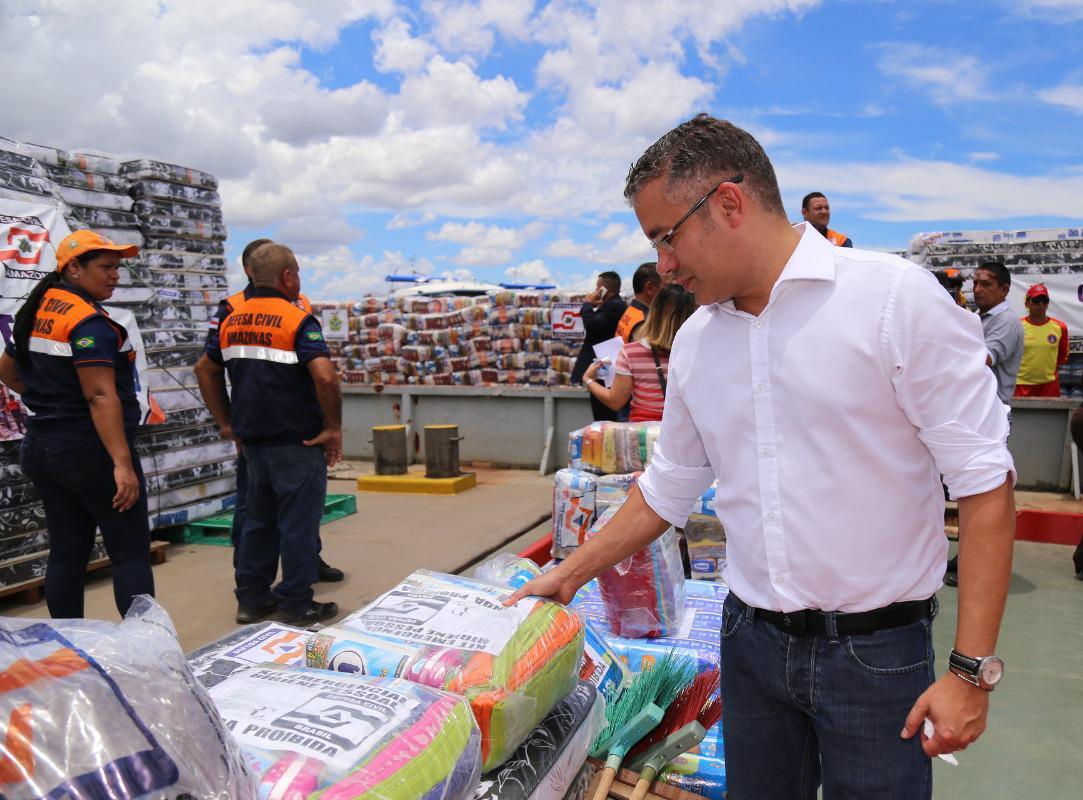 Josué propõe programa de nutrição para aumentar imunidade de famílias de baixa renda