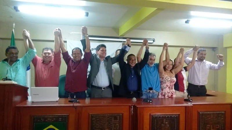 DEBANDADA – Membros do diretório municipal do PMN renunciam após saída de Marcelo Amil do partido