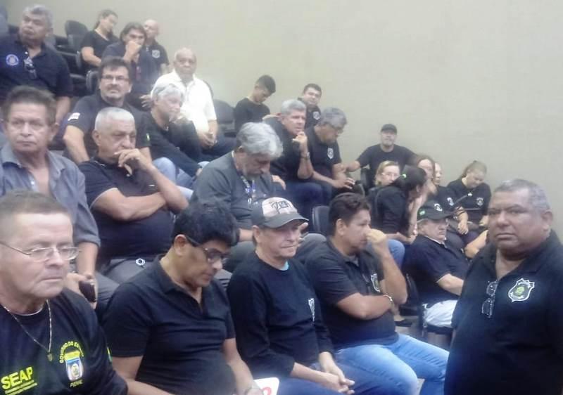 POLICIA PENAL – Assembleia aprova por unanimidade a regulamentação dos antigos agentes penitenciários no Amazonas
