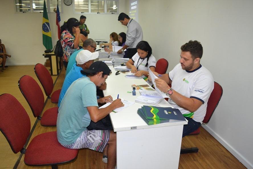 Governo do Estado viabiliza soluções de moradia pagando indenizações a 53 famílias do Bariri, Walter Rayol e Igarapé do Mestre Chico