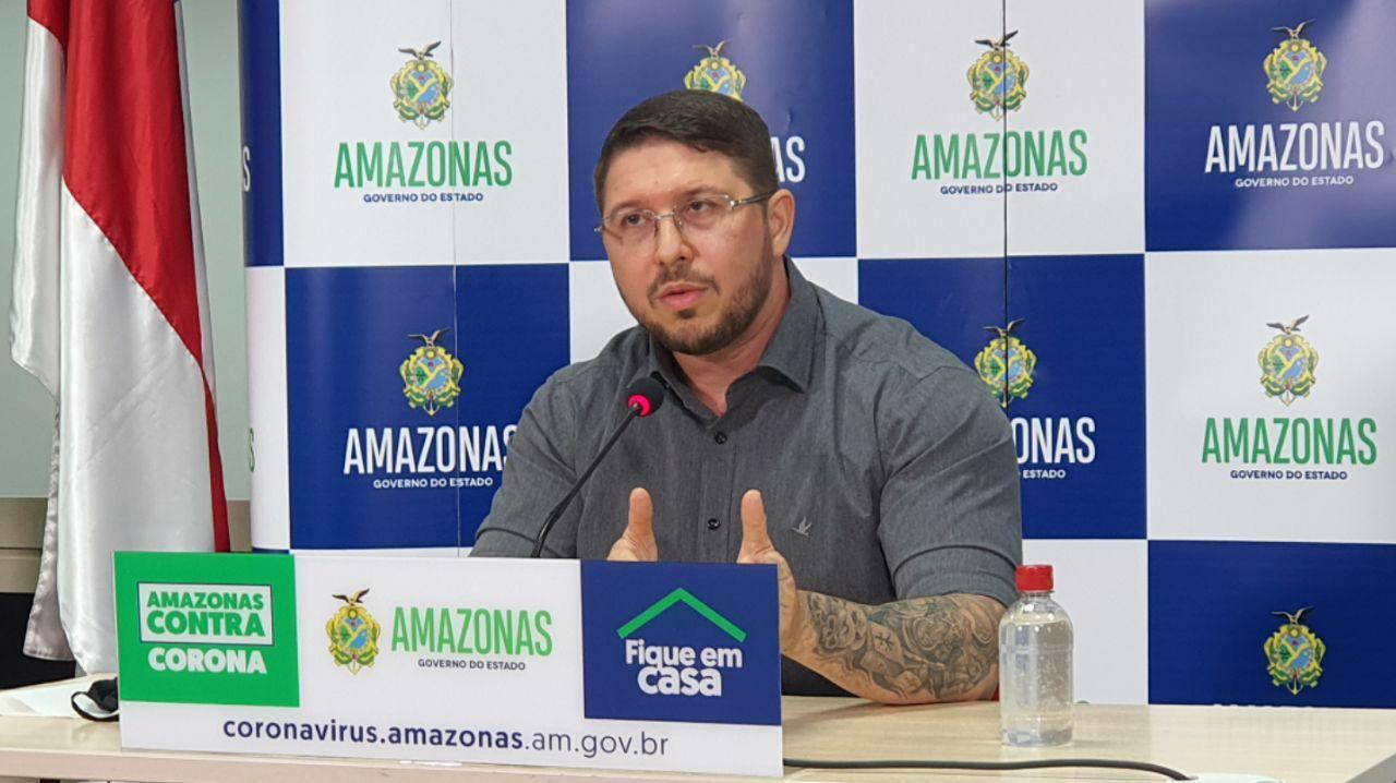 Governo do Amazonas aprova projeto e já pode convocar bombeiros médicos para combate ao novo coronavírus
