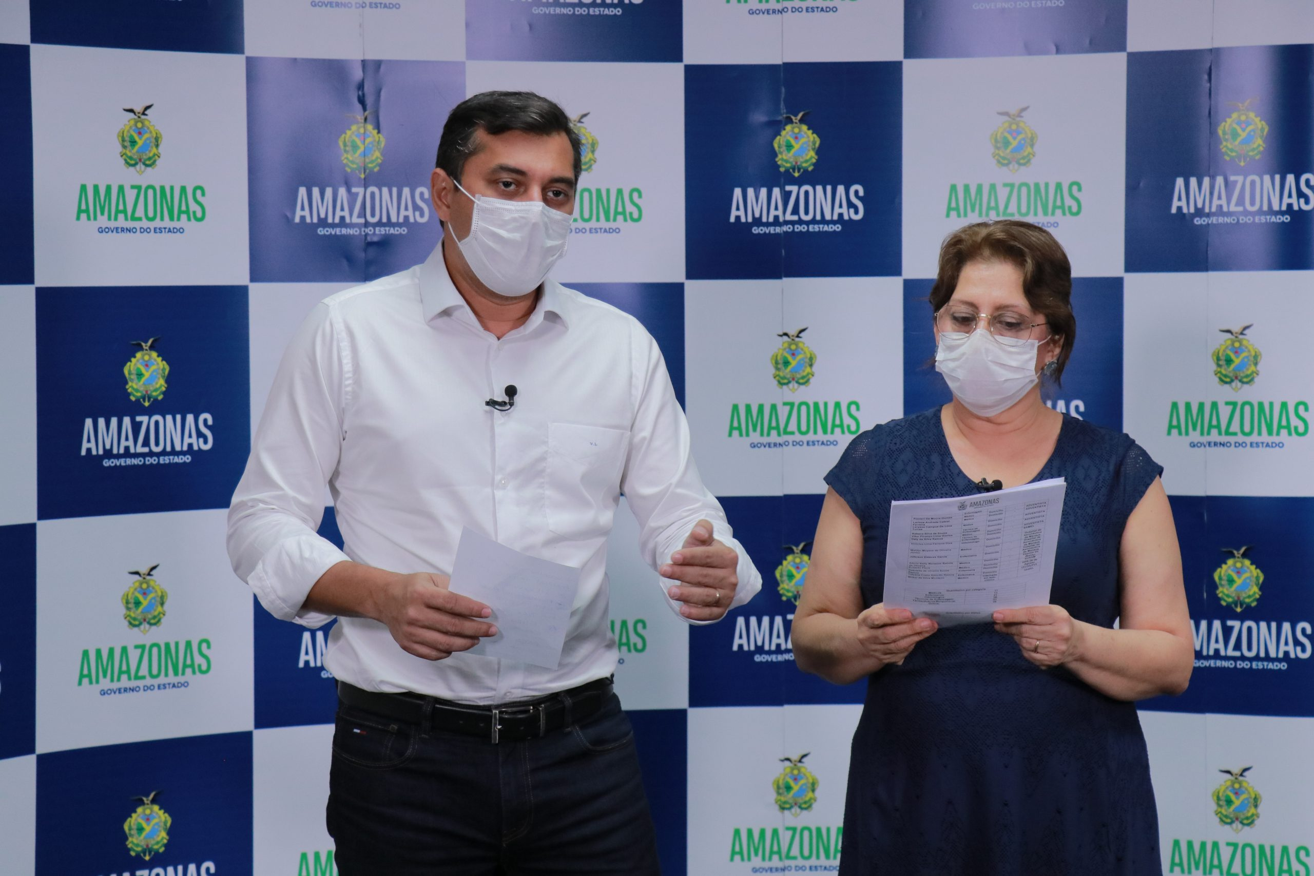 Amazonas tem 311 casos confirmados do novo coronavírus e 12 óbitos