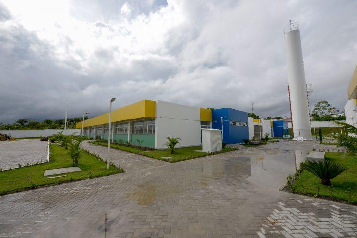 Prefeito anuncia criação de hospital de campanha em estrutura de centro educacional da zona Norte