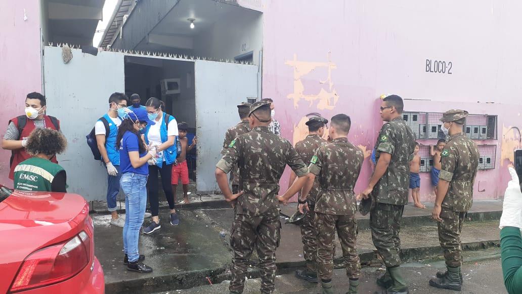 Prefeitura realoca mais 120 indígenas warao para evitartransmissão da Covid-19