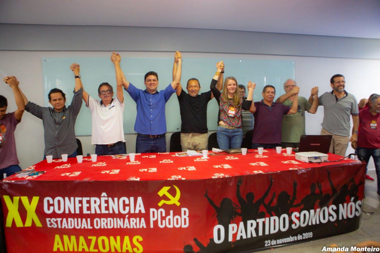 Marcelo Amil aceita convite é o mais novo filiado do PCdoB
