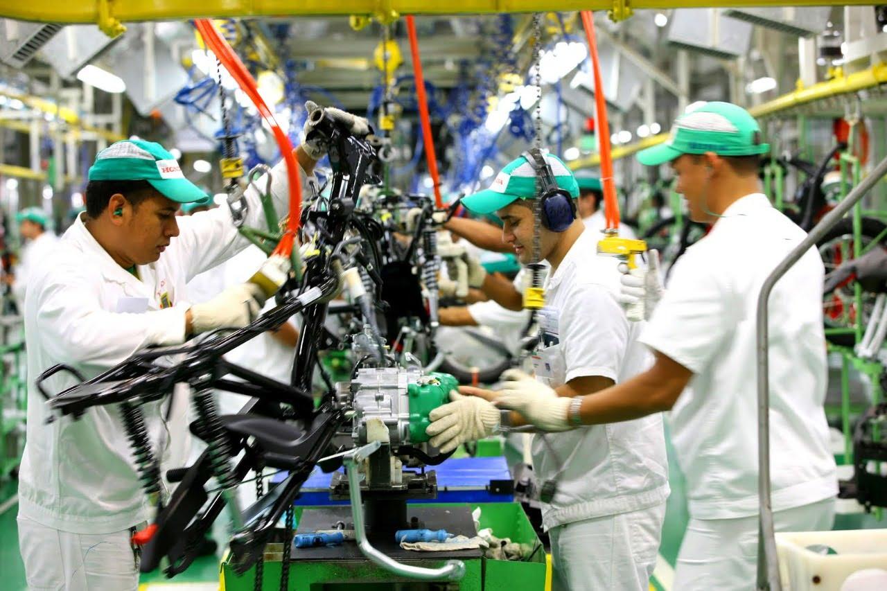 Moto Honda estende período de suspensão das atividades produtivas