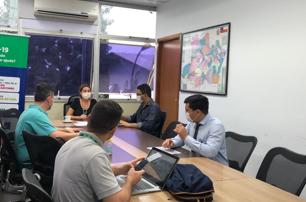 Governo do Amazonas renova pedido para Governo Federal abrir hospital de campanha em Manaus