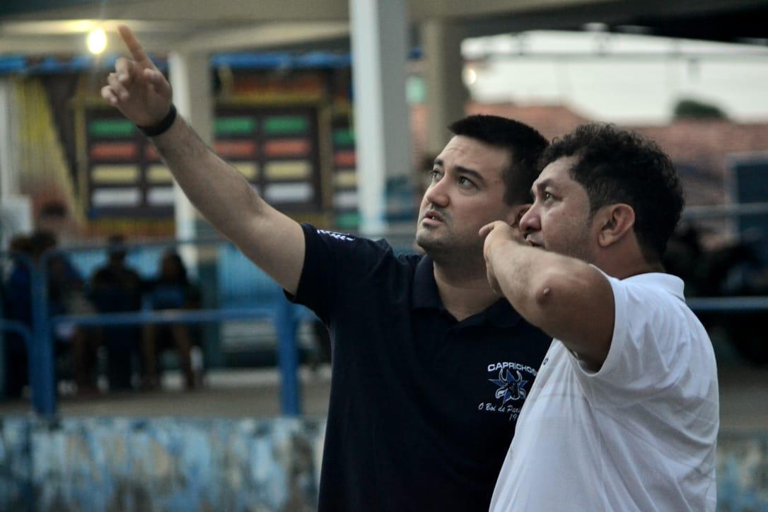Boi Caprichoso realiza primeiro ensaio online para arrecadar alimentos no dia do trabalhador