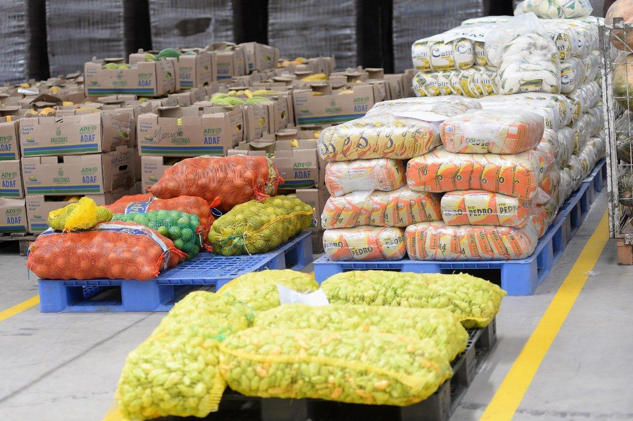 Mais de 5 mil pessoas serão beneficiadas pela Sejusc na nova remessa de alimentos doados pelo Governo do Estado