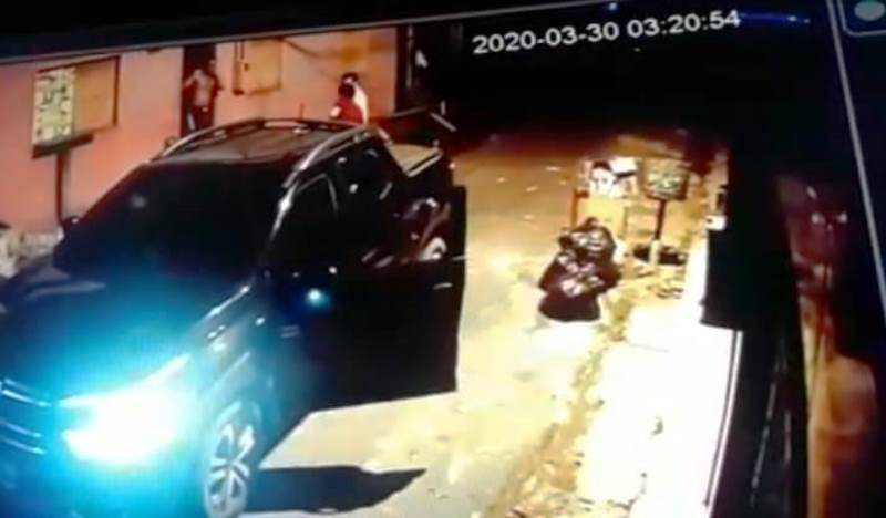 BETO DÂNGELO – Prefeito de Manacapuru explica vídeo de distribuição de cesta básica a pessoas carentes no município