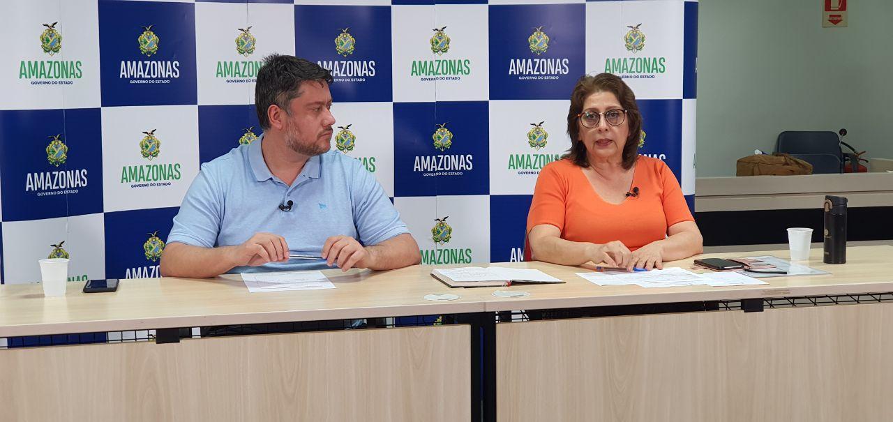 Amazonas tem 200 casos do novo coronavírus; 10% deles no interior